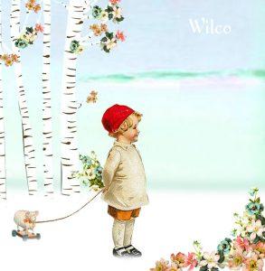 Geboortekaartje winter nostalgisch sneeuwlandschap, een unieke serie geboortekaartjes met nostalgische prents in vintage stijl. Vintage met een romantisch tintje.