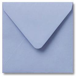 Enveloppen geboortekaartjes babyblauw