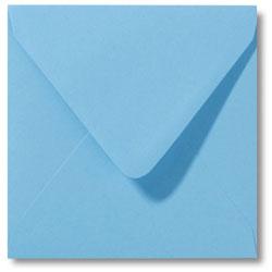 Enveloppen geboortekaartjes blauw