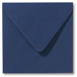 Enveloppen geboortekaartjes donker blauw