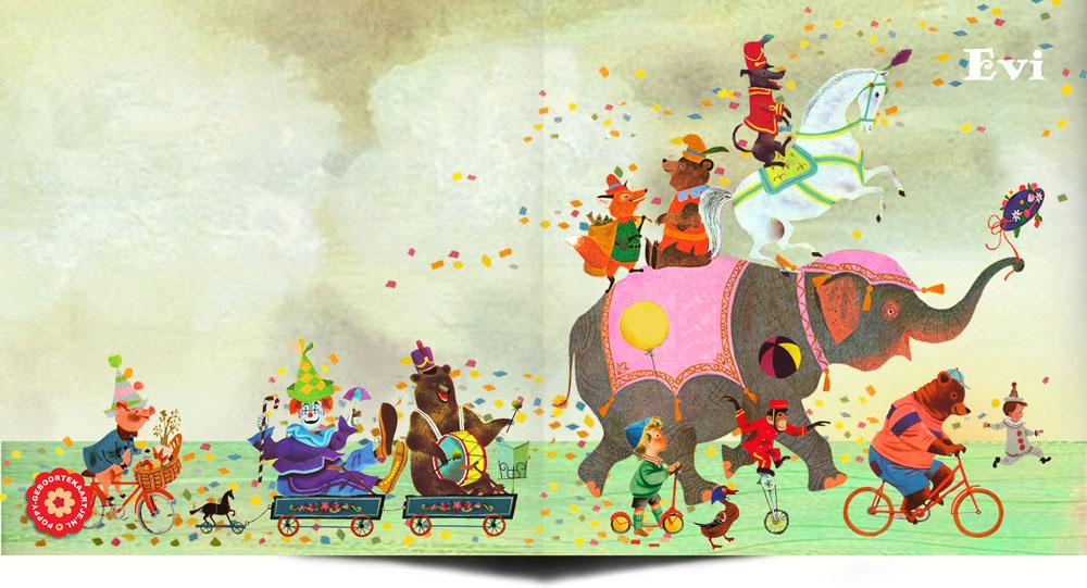 Nostlagische geboortekaartjes van Studio POPPY zijn een feestje om naar de te kijken. Kijk deze dieren parade eens! De vele details waarin je de nostalgische en retro stijl herkent maken dit geboortekaartje een beetje meer bijzonder dan de rest. Vraag eens proefkaartje aan en ervaar de hoge kwaliteit van de geboortekaartjes.